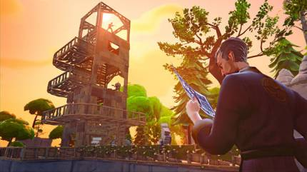 Epic Releases Flood Of New Fortnite Screens, Video