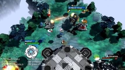 Three New Screens And A Beta Date Announced For The MOBA