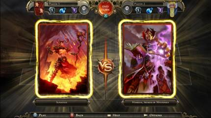 Ubisoft Brings Its Collectible Card Game To Console