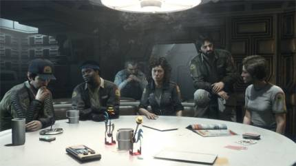 'Alien' Cast Reflects On The Film As They Reprise Roles In Alien: Isolation
