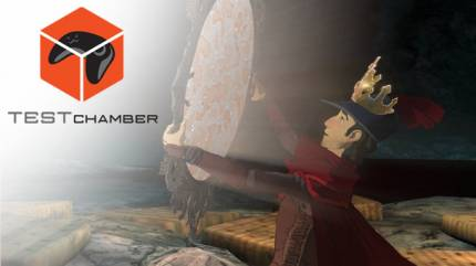 Test Chamber – A Bridge Troll With A Sweet Tooth In King's Quest Chapter I