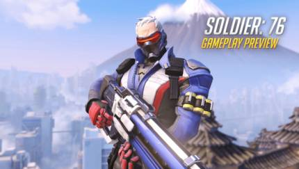 Soldier: 76 Is The Latest Overwatch Character To Get The Spotlight