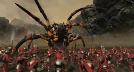 Armies Collide In Total War: Warhammer's Battle of Black Fire Pass
