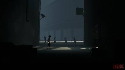 Playdead's Inside Achieves Success Through Simplicity