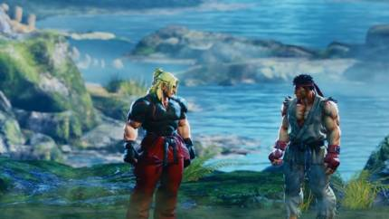 Should You Play Street Fighter V's New Story Mode?