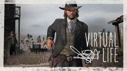 The Virtual Life: Red Dead Redemption, Grand Theft Auto IV, And The Great American Lie
