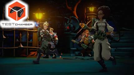 Test Chamber – Ghostbusters