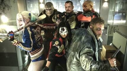 The Awesome Suicide Squad VR Experience At SDCC Shows You All Angles Of A Scene