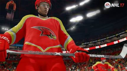 NHL 17 Trailer Showcases EASHL Customization, Progression, Class Updates