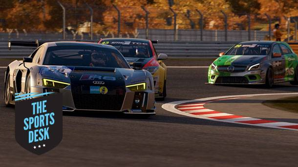 The Sports Desk – A Caution Flag For Project Cars 2
