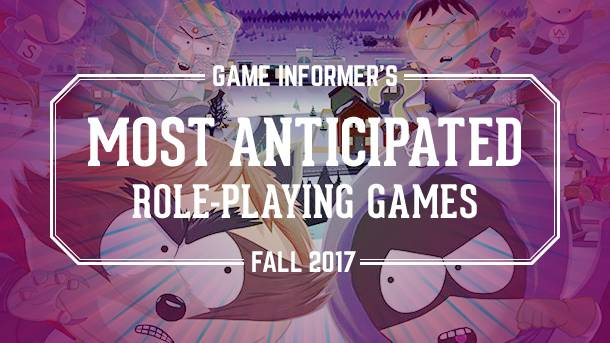 Our 10 Most Anticipated RPGs Of Fall 2017