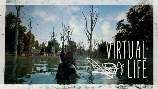The Virtual Life – Tellin' Tales In PlayerUnknown's Battlegrounds