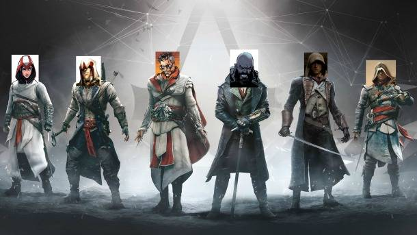 Assassin's Creed: Getting To Know The Off-Brand Assassins