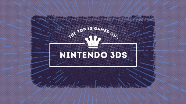 The Top 10 Games On 3DS