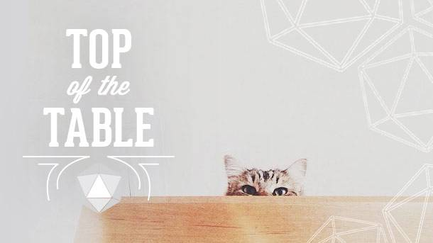 Top Of The Table – The Best (And Most Adorable) Cat Games