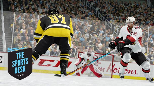 The Sports Desk –A Conversation On The NHL 18 Online Beta