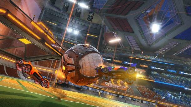 Rocket League Anniversary Update Launches Today