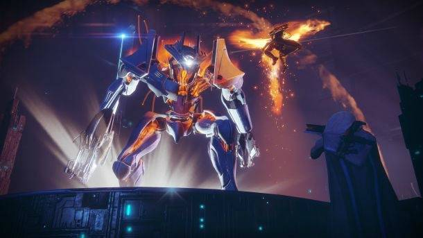Check Out Destiny 2's New Social Space