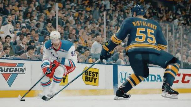 Filthy Mitts Showcased In This NHL 18 Gameplay Trailer