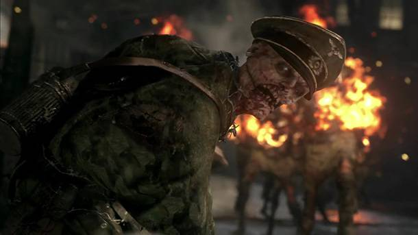 Activision Officially Unveils Call Of Duty: WWII's Nazi Zombie Mode With A Trailer