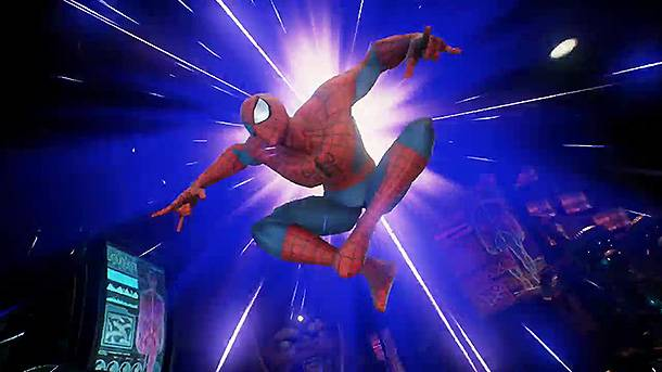 Spider-Man, Frank West, Haggar, And Nemesis Confirmed With New Trailer