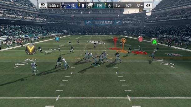 See What's New For Madden 18's Gameplay