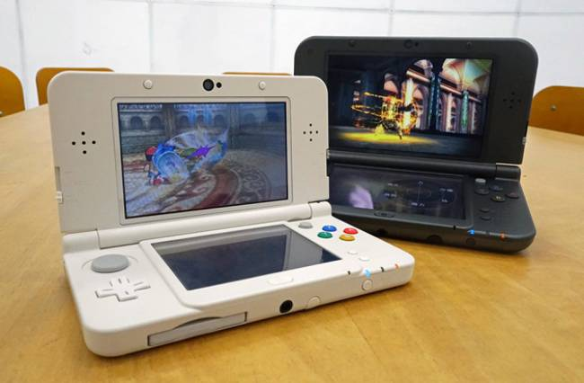 It's the end of days for the New 3DS in Japan