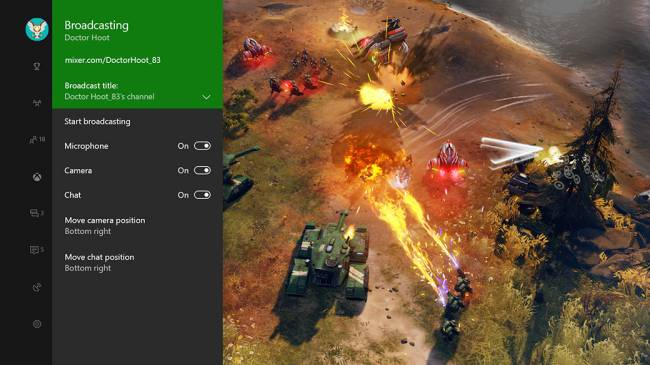 Xbox Live update makes co-op live streams a reality