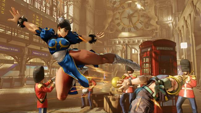 Tune into the EVO 2017 fighting game championships right here!