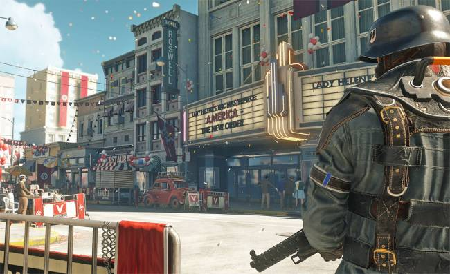 'Wolfenstein 2' and 'Evil Within 2' will support 4K on Xbox One X