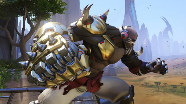 Doomfist is here for the punching on July 27th