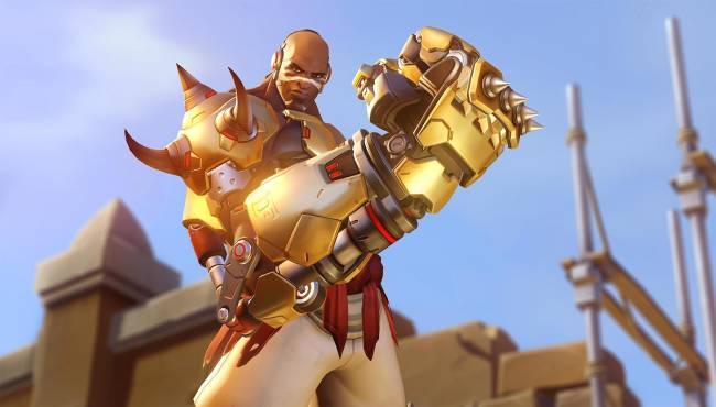This is how Doomfist invades 'Overwatch'