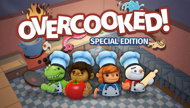 Culinary co-op 'Overcooked' arrives on Nintendo Switch