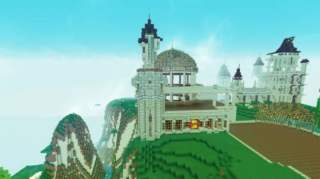 Share your 'Minecraft' creations in 3D
