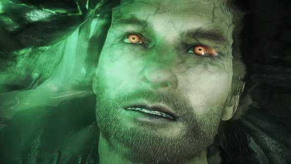 Middle-earth: Shadow of War's story trailer shows Shelob the spider in human form