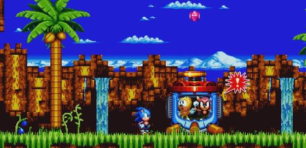 Sonic Mania's Encore DLC spin-dashes onto stores today