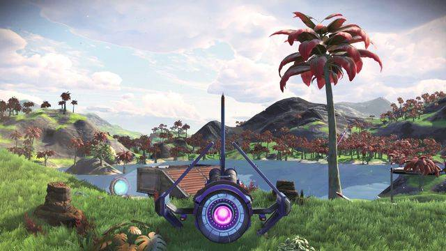 No Man's Sky Next trailer shows off multiplayer, space fleets and more