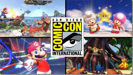 Nintendo's San Diego Comic Con 2018 Plans Include A Gaming Lounge
