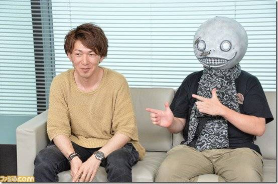 Yoko Taro Talks About Winning Awards And The Recent Rise Of Japanese Games
