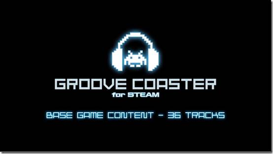 Groove Coaster For Steam Gets A New Trailer Showing Off All 36 Songs