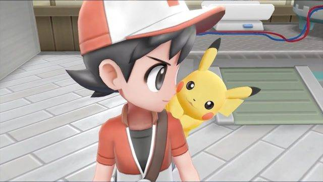 A New Trailer Has Arrived For Pokémon: Let's Go, Pikachu! and Eevee!