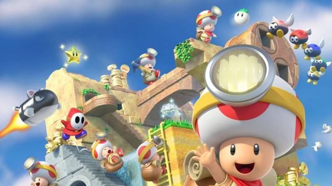 Captain Toad: Treasure Tracker on Nintendo Switch Review — A Puzzlingly Sharp Port