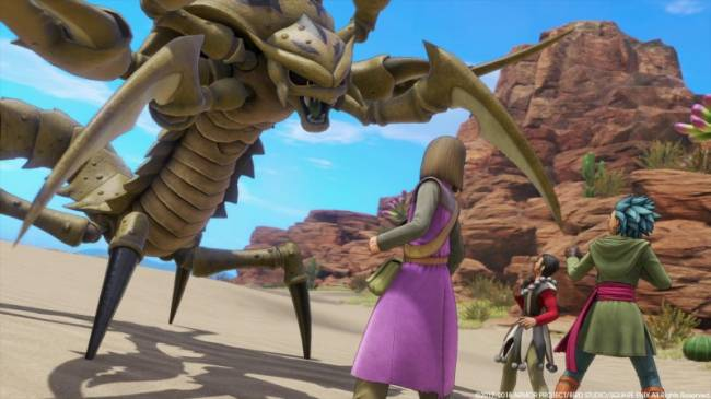 The Journey To Make Dragon Quest Thrive In The West