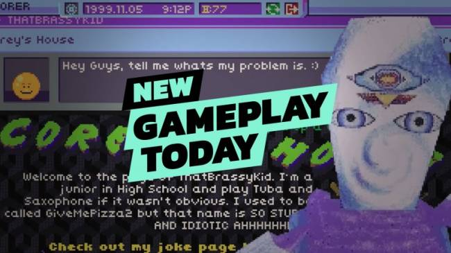 New Gameplay Today – Hypnospace Outlaw
