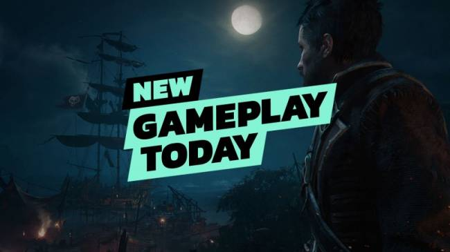New Gameplay Today – Skull & Bones