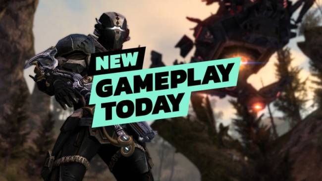New Gameplay Today – Defiance 2050