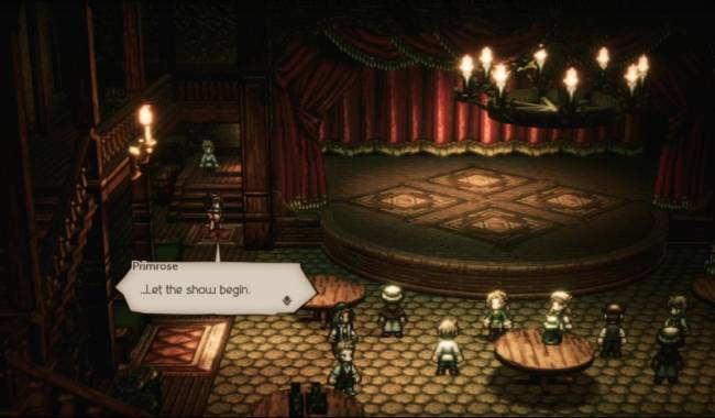 Developers Weigh In On Octopath Traveler's Partial Spoken Dialogue