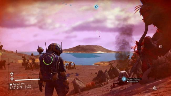Guy In The Sky: A Week With The Upgraded No Man's Sky (Day 2)