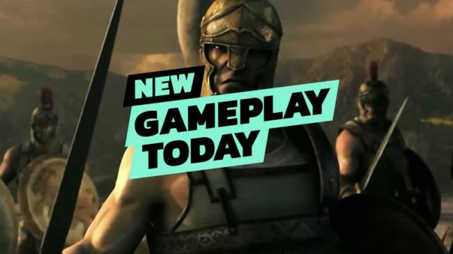 New Gameplay Today - Titan Quest On Switch