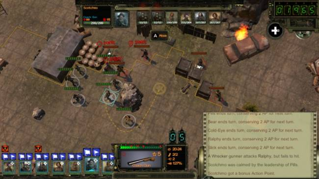 Wasteland 2: Director's Cut Officially Announced For Switch